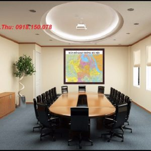 Bản đồ Hà nội và các tỉnh